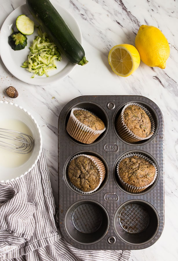 hidden veggie muffins for kids