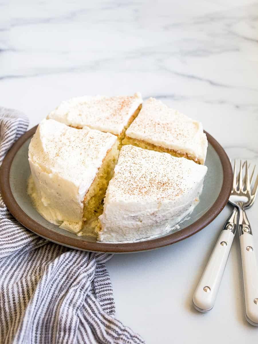 mini tres leches cake recipe