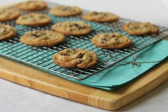 Choc chip cookie recipe no eggs