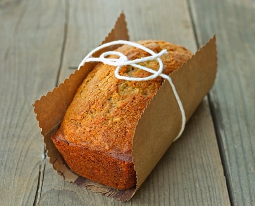 Small Banana Bread recipe that uses just one banana