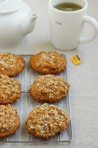 Sesame-Date-Breakfast-Cookies