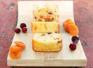 Apricot-Cranberry-Bread