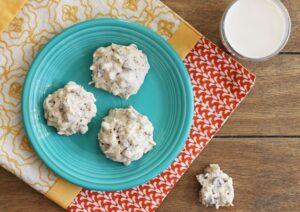 Forgotten Cookies {gluten free}