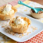 Two-Bite Coconut Cream Pies