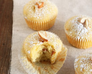 Citrus Olive Oil Muffins - DessertForTwo.com