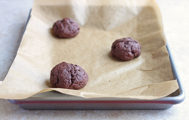 1 dozen Chocolate Fudge Cookies - DessertForTwo.com