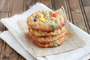Monster Cookies - Dessert For Two
