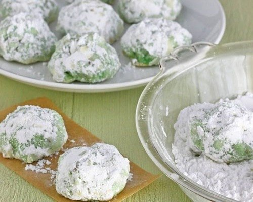 Wedding Cookies - Dessert For Two