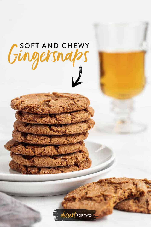 gingersnaps cookies recipe