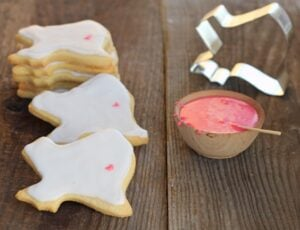 1 Dozen Cut-Out Sugar Cookies