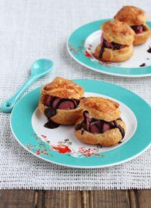 Cream Puffs - Dessert For Two.com