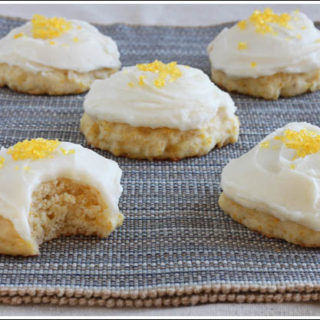 Buttered Grits Cookies