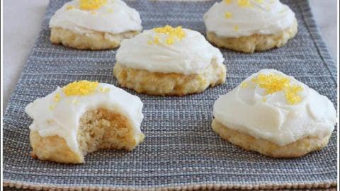 Grits Cookies