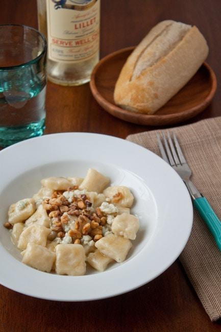 Ricotta Gnocchi | DessertForTwo.com