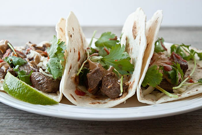 Peanut-Butter-Steak-Tacos