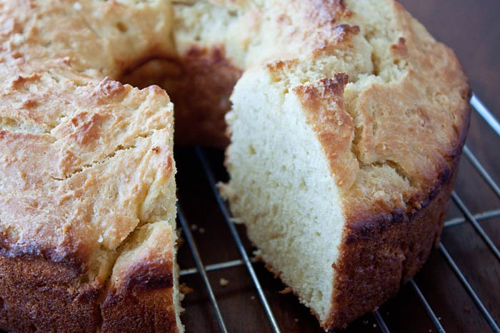 Sally+Lunn+Bread+Recipe This bread is soft like a quick bread and has ...