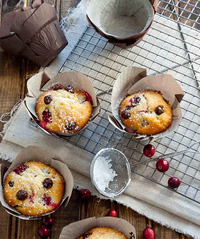 Dark-Chocolate-Cranberry-Orange-Muffins-4