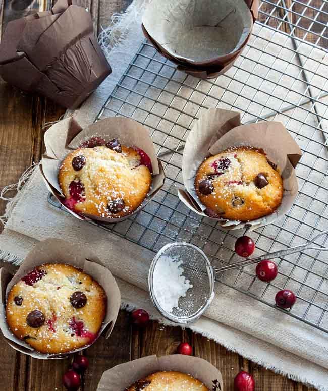 Dark-Chocolate-Cranberry-Orange-Muffins-4