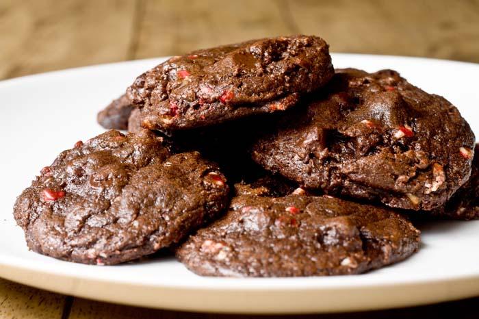 Peppermint-Mocha-Cookies