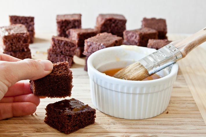 Chocolate-Petit-Fours-cake-mix-012