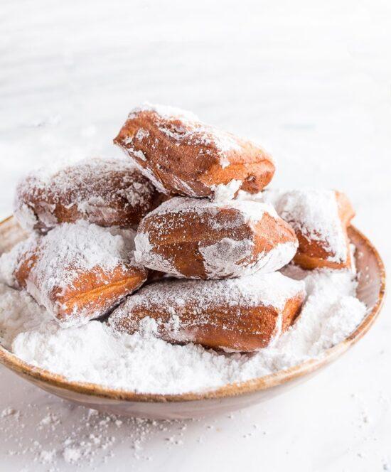 homemade beignets from scratch