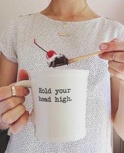 Easy-Chocolate Mug Cakes | @dessertfortwo