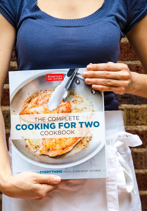 America's Test Kitchen Cookbook review @dessertfortwo