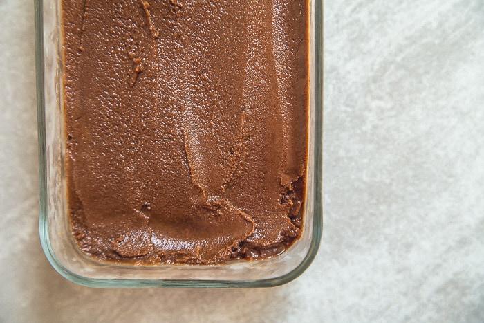 Chocolate Sorbet @dessertfortwo