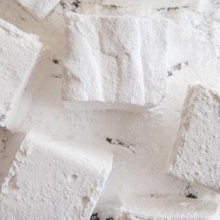 Homemade marshmallows small batch