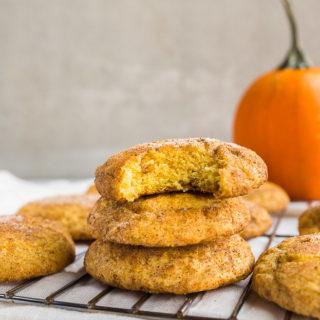 pumpkin-snickerdoodles