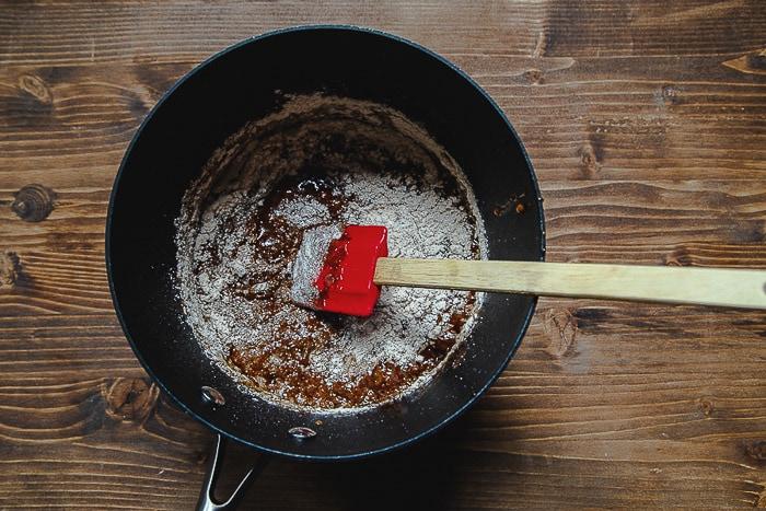 Black licorice recipe @dessertfortwo