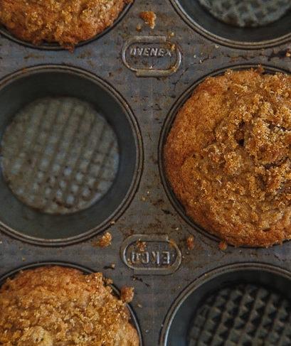 Small batch of coffee cake @dessertfortwo.com