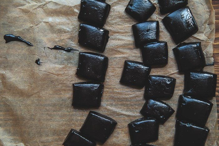 Licorice recipe @dessertfortwo