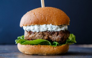 Bleu-cheese-burger