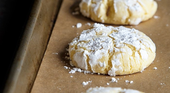 Ooey Gooey Butter Cookies Without Cake Mix