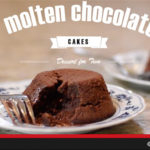 Molten Chocolate Cakes {video!}