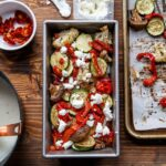 Dinner for Two: Roasted Vegetable Lasagna
