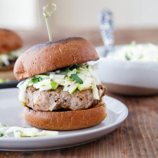 apple-chicken-burgers