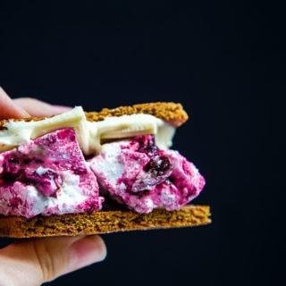Mixed Berry Marshmallows