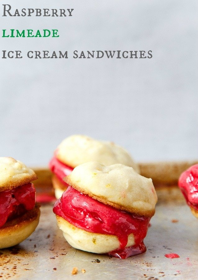 raspberry-ice-cream-sandwiches