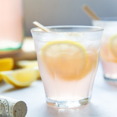 Lemonade rose recipe