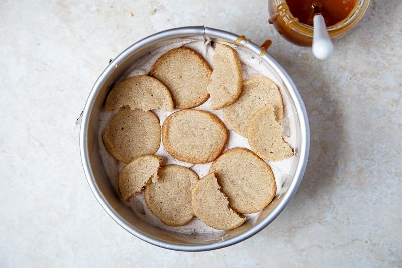Easy chai icebox cake recipe