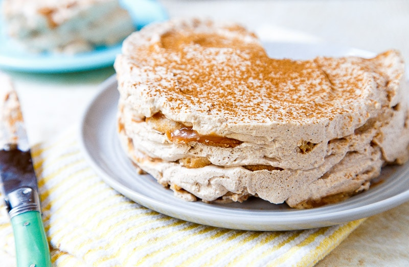 Easy Chai Icebox Cake