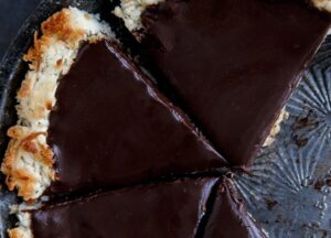 Easiest Chocolate Pie