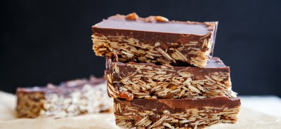 Paleo chocolate candy bars