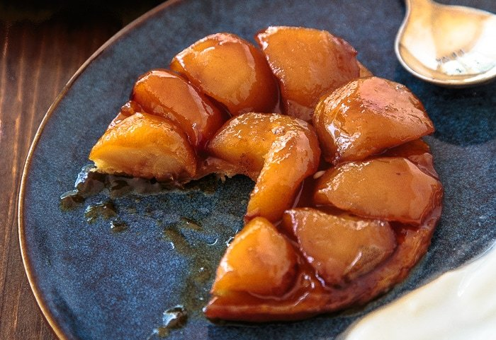 Foolproof apple tarte tatin recipe