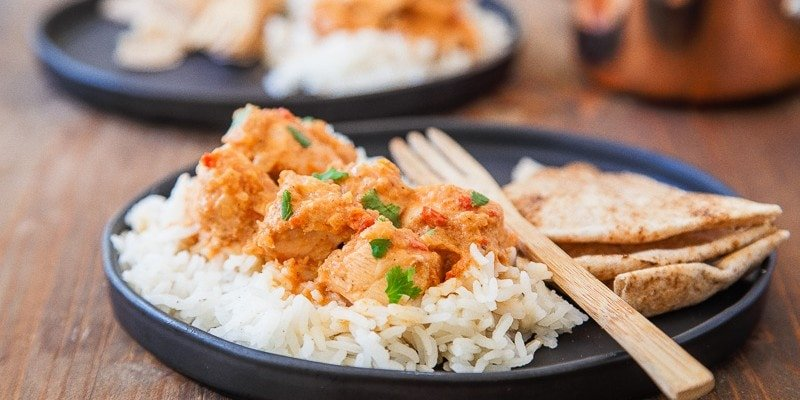 Dinner for Two: Indian Butter Chicken