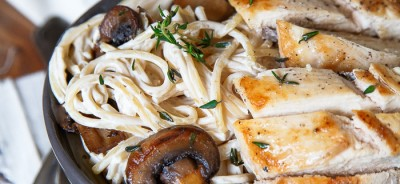 Engagement Chicken Pasta recipe