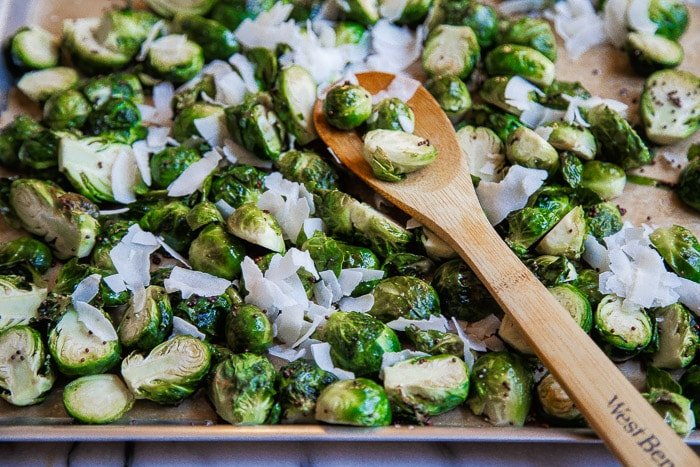 Coconut Brussels Sprouts