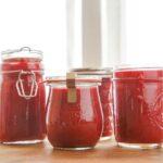 Crockpot Cranberry Butter